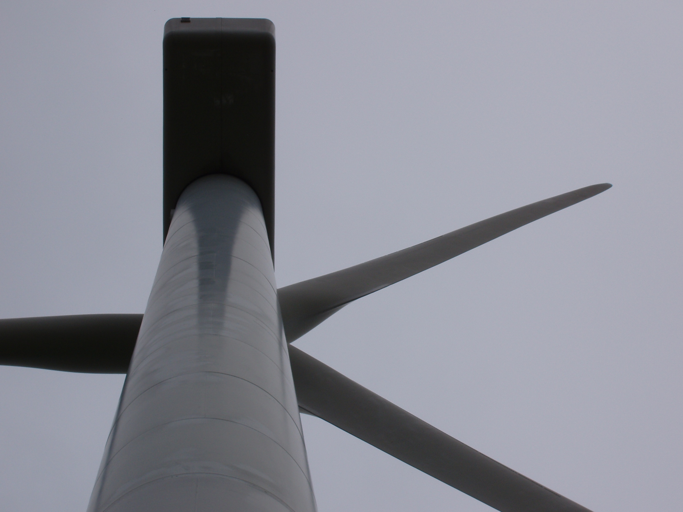 Up close and personal with a Pennsylvania wind turbine