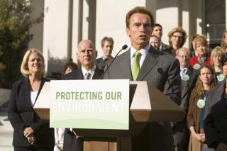 Governor Schwarzenegger Takes on theFeds