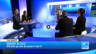 France 24 Energy in 2013 Debate