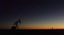 CO2 to the Rescue: West Texas oilwells still produce crude 60-70 years after spudding thanks to enhanced oil recovery, whereby compressed CO2 injected into the reservoirs flush out their thickest cuts