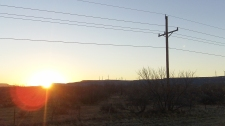 West Texas: Where there's no rain, the sun comes up an enemy