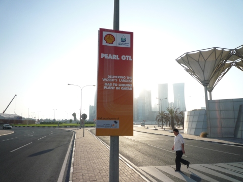 Steel Pearl: Shell's Pearl gas-to-liquids synthetic fuels plant will more than replace the revenue lost to Japan's cultured pearl trade, whichs upended Qatar's 2000-year pearl hunting and export industry