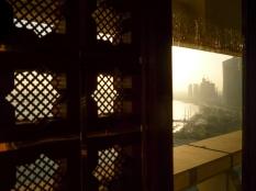 Arabian Sunset: Doha, Qatar