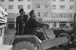 Moving Coal: Delivering heating fuel in Erdos, Inner Mongolia