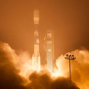 Photo: Bill Ingalls/NASA