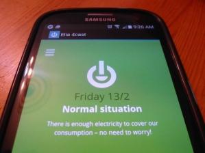 Elia's 4cast app alerts Belgians to blackout threats