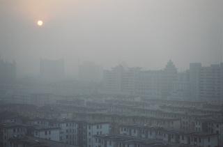 Jinhua skyline 2005c