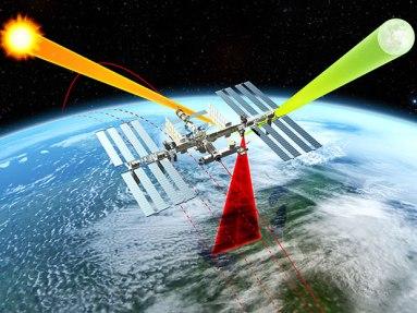 NASA.CLARREO.Pathfinder.ISS.intercalibrationsunandmoon